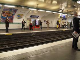 францзуское метро