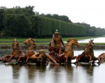 Версаль, бассейн Аполлона