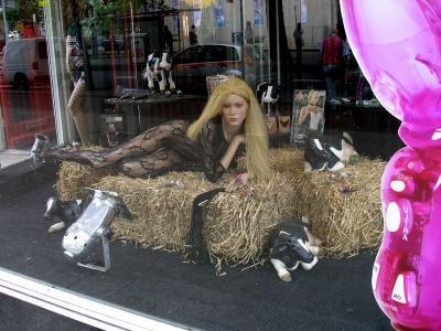 Секс-шоп с голландским антуражем
